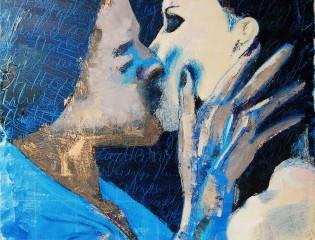 Kuss des Fremden