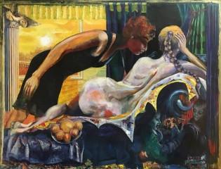 Maria und die Muse
