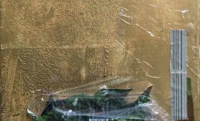 Schöne goldene Warenwelt Rucola