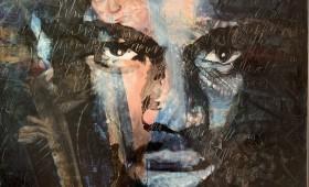 Micky Focke 2020 Maria Stoa 17 Wisdom Reign 120x80 Oil Print Canvas